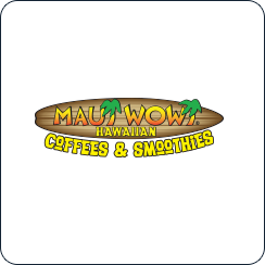 Visit Maui Wowi Coffees and Smoothies