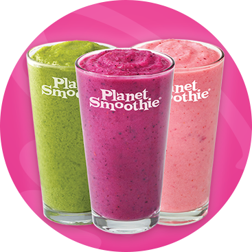 Planet Smoothie Franchising Information