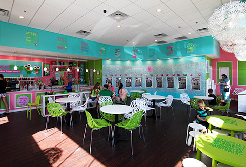 Photo of sweetFrog Store Interior